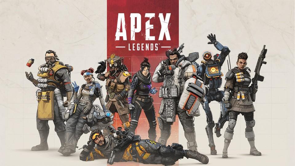 Most Popular Apex Legends Twitch Streamers