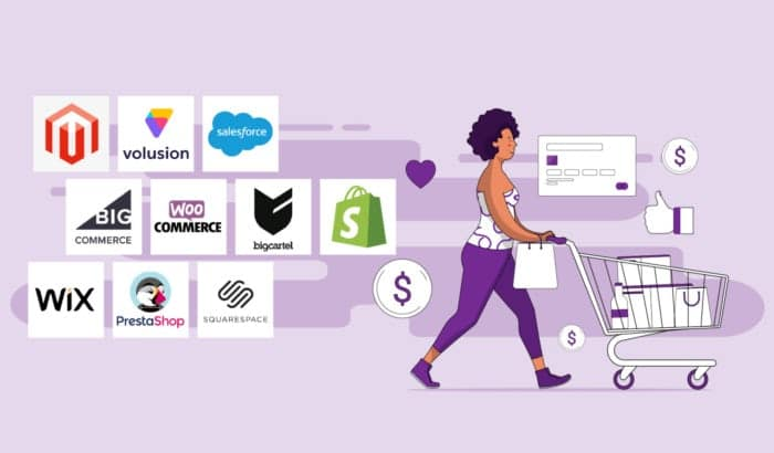 The Rise Of Ecommerce Platforms