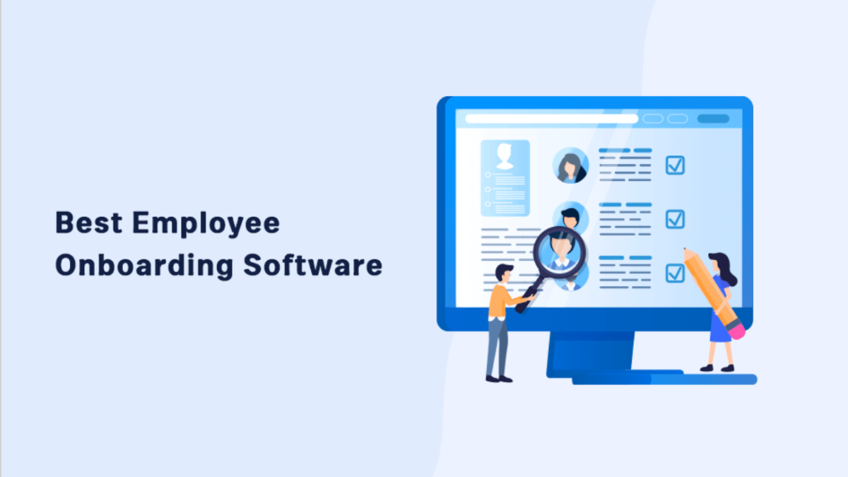 Streamline Your New Hire With Onboarding Software