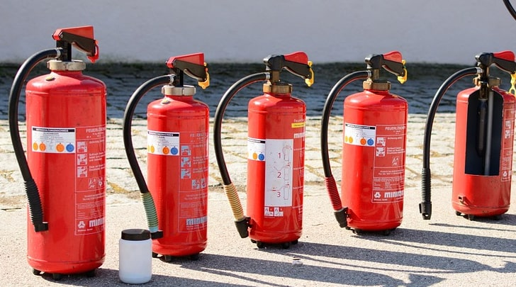 Does Your Business Need a Fire Suppression System?