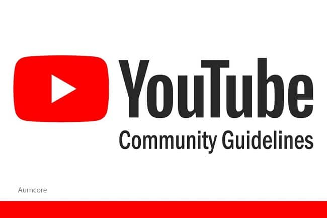 Basics of YouTube's Community Guidelines and Policies