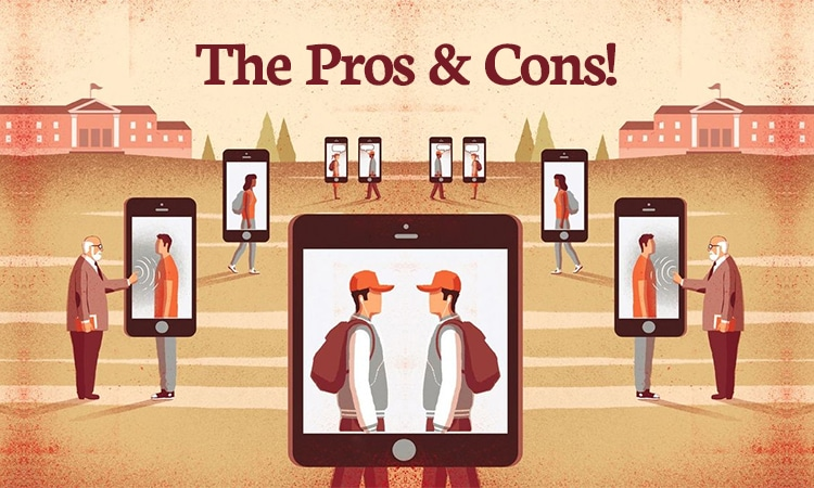 The Pros and Cons of Giving Phones to Employees