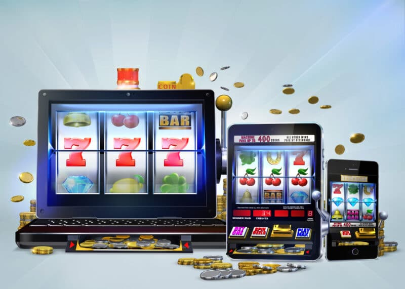 Types of Slot Machines Online Slot Choices 2021
