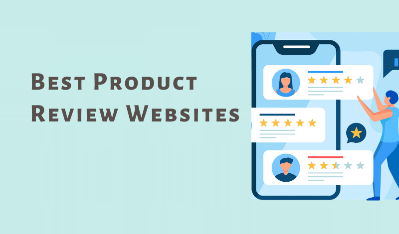 Top 5 Product Review Sites