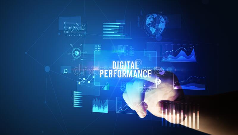 Digital Performance Helps Drive Online Business