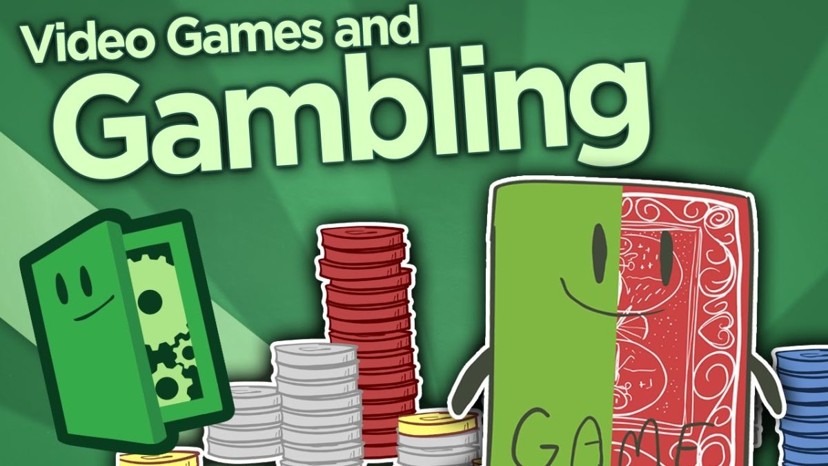 What Does Gambling Have in Common with Video Games?